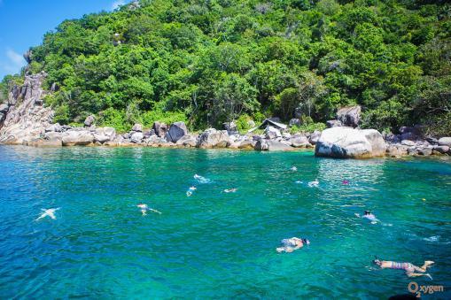 Snorkeling site