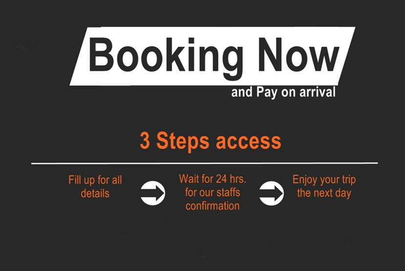 Book Now Pay onArrival