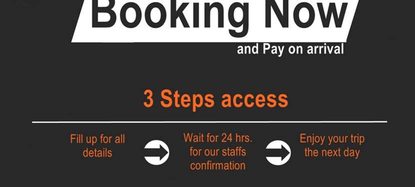 Book Now Pay on Arrival